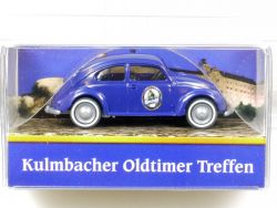 Wiking Volkswagen VW Käfer Kulmbacher Oldtimer Treffen Neu OVP
