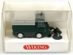 Wiking 6570222 Hako Kehrmaschine dunkelgrün NEU 1/87 OVP SG
