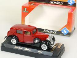 Soldio 4047 Packard Sedan Modellauto Oldtimer 1:43 wie neu OVP