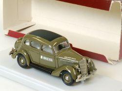 Rextoys 48 Ford Conduite Interieure US Army Militär 1935 1:43 OVP