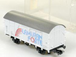 Roco 04305 J Gedeckter Güterwagen Lamuran Forte DB DC H0 selten OVP