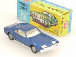Corgi 264 Toys Oldsmobile Toronado original Box near mint model OVP