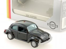 Gama 8 1104 00 Mini Volkswagen VW Käfer 1302 1:43 schwarz NEU OVP
