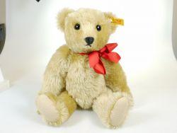 Steiff 406201 Teddybär Bear Replica 1909 Stimme Knopf im Ohr 0166/25
