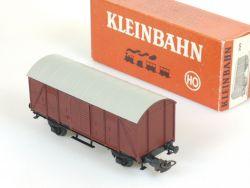Kleinbahn 300 Gedeckter Güterwagen ÖBB Neuwertig H0 OVP