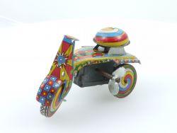 Hersteller? Romance Tri Cycle Tricycle Dreirad Blech Uhrwerk alt