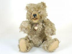 Hermann Teddy Jungbär 28 cm Teddybär Bear mit Siegel original