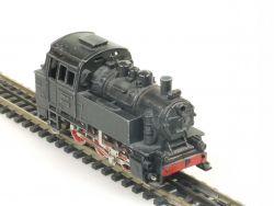 Trix 211 Express Dampflok Tenderlok 80 018 H0 defekt Bastlerstück