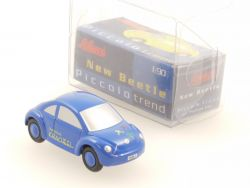 Schuco 50533004 Piccolo VW New Beetle Fahrschule Kracheel OVP