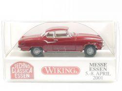 Wiking 823 03 Borgward Isabella Coupe Techno Classica 2001 NEU OVP SG