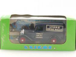 Eligor 1074 Ford V8 Camionnette 1934 Lyons Tea Swiss Rolls MIB OVP