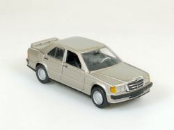 NZG 254 MB Mercedes Benz MB 190E 2.3-16 1:35 Diecast Werbemodell