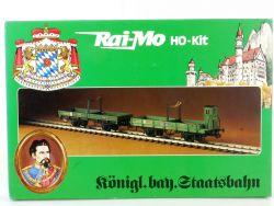 Rai-Mo 200 112  Raimo Langholzwagen Schemelwagen Bausatz NEU OVP