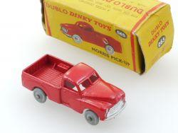Dublo Dinky 065 Toys Morris Pick-Up rot Diecast alt original OVP