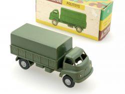 Politoys 4 Autocarro militare coperto 3t Pritschen-LKW MIB 1:41 OVP