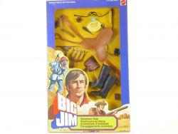 Mattel 9922 Big Jim Adventure Gear Equestrian Reiter  MIB Neu OVP