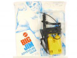 Mattel 7434 7435 Big Jim Adventure Gear Scuba Diver  MIB Neu OVP SG