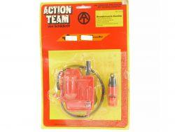Schildkröt 6075 13 Action Team Brandeinsatz-Geräte MIB Neu OVP