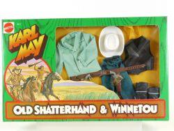Mattel 9412 Karl May für Big Jim Winnetou Texas Ranger MIB OVP SG