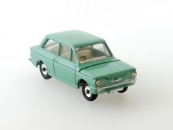 Dinky 138 Hillman Imp with Luggage green white Interior nearest mint