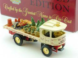 Matchbox YY018E/SA-M Atkinson Steam Wagon FC Conybeare Gardeners OVP