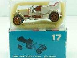 Rio 17 MB Mercedes Benz 1909 Germania 1/43 Diecast MIB OVP