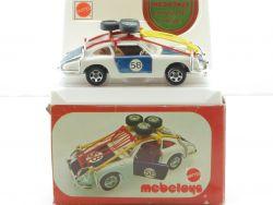 Mebetoys A 51 Mattel Porsche Rallye 911  No. 58 1:43 rare box MIB OVP