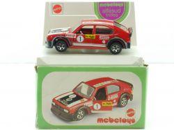 Mebetoys A 97 Mattel Alfa Romeo alfasud trofeo 1:43 rare box MIB OVP