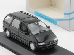 Minichamps 430 084160 Ford Galaxy 1995 black schwarz 1/43 OVP