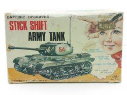 T.N TN NUR Originalkarton Box von Stick Shift Army Tank Japan OVP