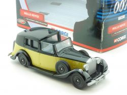 Corgi TY06801 Rolls Royce James Bond 007 Goldfinger Oldtimer 1:43 OVP
