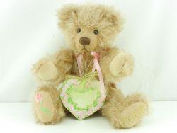 Grisly Design Jahresbär 2002 Teddy Bear limitiert 333 Stück! Mohair