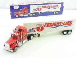 Amerikanischer Sattelschlepper 166616 Container Freight-Line OVP