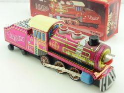 MF 170 Dolls' Train Dampflok Licht OK Blechspielzeug China OVP SG