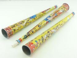 Japan No1 Tröte 3x horn Rattenfänger von Hameln Blechspielzeug SG
