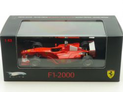 Mattel Hot Wheels P9943 Ferrari F1-2000 Formel 1 Schumacher NEU OVP