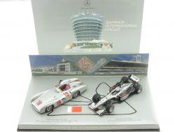 Minichamps Bahrain 2004 Mercedes McLaren W 196 Silberpfeil OVP