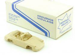 Provence Moulage 14433 Porsche Carrera 2 Cabrio Bausatz Resin Kit OVP