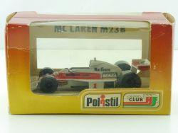 Polistil FK11 McLaren M23B F1 Formel 1 J. Hunt Modellauto 1:32 OVP