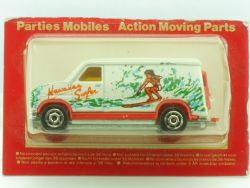 Majorette 279/234 Fourgon Hawaiian Surfer 1:65 Mint Model MOC OVP