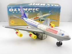 Ananiadis Boeing 707 Olympic Airways Flugzeug Greek Plane rare! OVP