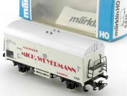 Märklin 4415 Malzfabrik Weyermann Bamberg Brauereimuseum rar OVP