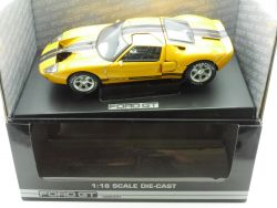 Beanstalk FOR10014Y Ford GT ConceptCar Hersteller Minichamps OVP ZZ
