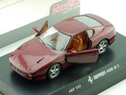 Detail Cars Art 191 Ferrari 456 G.T. 1992 rot Diecast 1/43 OVP