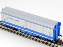Minitrix 13230 Schiebewandwagen Inter Cargo Express DB