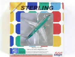 Inflight 500 IF5738010 Sterling Boeing 737-800 OY-SEH 1:500 OVP