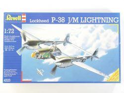 Revell 4323 Lockheed P-38 Lightning Bausatz 1:72 Kit MIB neu OVP