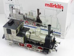 Märklin 85509 Dampf-Lok 02 Preu. T3  Museum Göppingen Digital  OVP MW