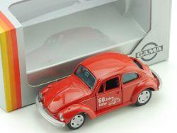 Gama 51104 Mini Volkswagen VW 60 Jahre Käfer 1:43 wie neu! OVP