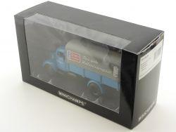 Minichamps Mercedes MB L 3500 Stiebel Eltron 1:43 nur 504 x OVP